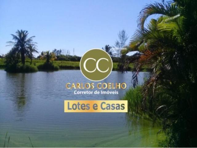 S-Loteamento Localizado a 500m da Rodovia Amaral Peixoto em Unamar - Tamoios - Cabo Frio!