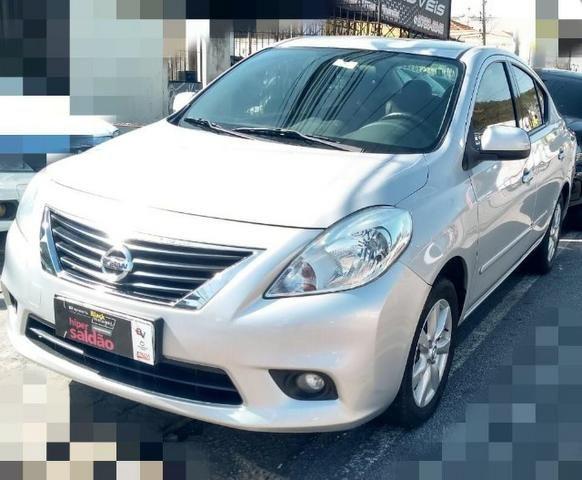 Nissan Versa SL 1.6 Flex Fuel