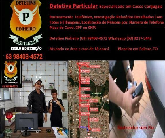 Detetive Particular em Araguaína-TO (63)3217-2443 - Foto 5