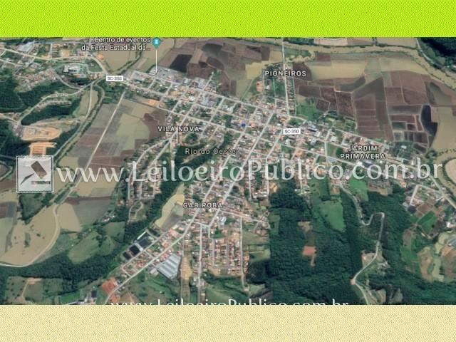 Rio Do Oeste (sc): Terreno Rural 101.343,75 M² deqkz wvsvd - Foto 2