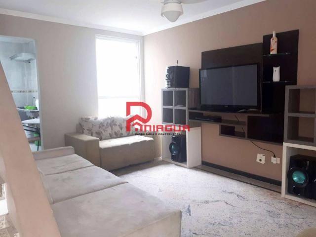 Casa de condomínio para alugar com 3 dormitórios em Canto do forte, Praia grande cod:1251 - Foto 10