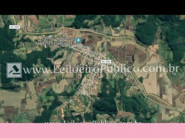 Rio Do Oeste (sc): Terreno Rural 101.343,75 M² giufa xkfwt