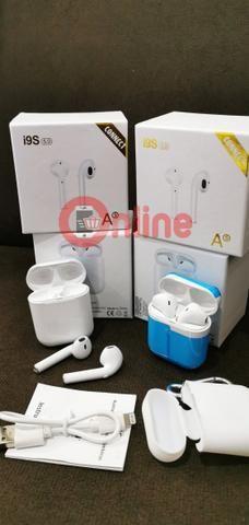 Fone De Ouvido Sem Fio Bluetooth Airpods i9s Tws 5.0 - Foto 2