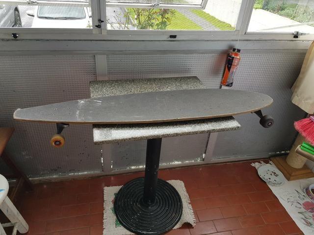 Skate Long Board - Foto 4