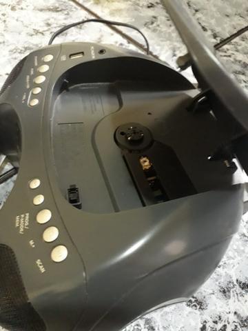 Mini system Philco. CONFIRA!! - Foto 3