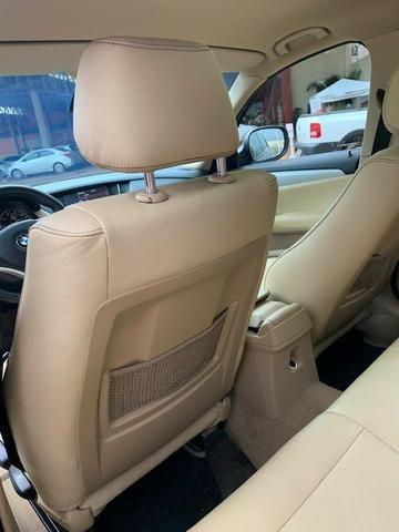 BMW X1 Sdriver 18i Marrom e bancos Bege - Foto 6