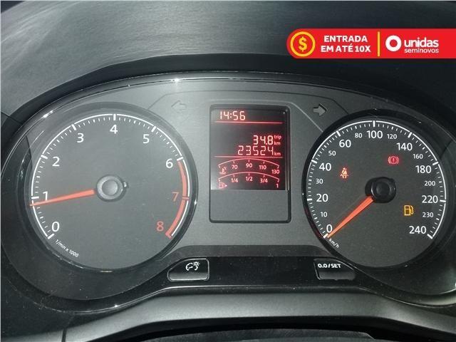 Volkswagen Voyage 1.0 12v mpi totalflex 4p manual - Foto 8