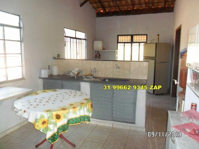 Lindo Sítio Casa Colonial 3 qts Barato-Piscina-Pomar Variado-Curral-Açude-20 mil mts - Foto 7