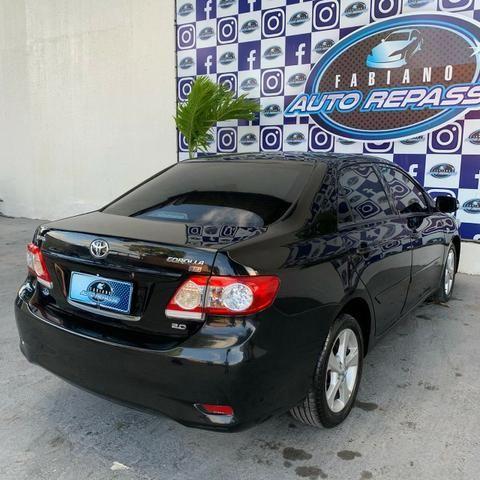 Toyota Corolla XEI 2.0 - 2013 - Blindado Nivel 3 - Novissimo - Foto 6