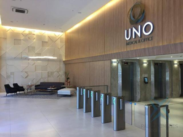 Sala à venda Uno Medical & Office, 38 m² por R$ 450.000 - Dionisio Torres - Fortaleza/CE - Foto 17