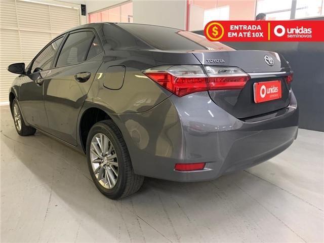 Toyota Corolla 1.8 gli upper 16v flex 4p automático - Foto 4