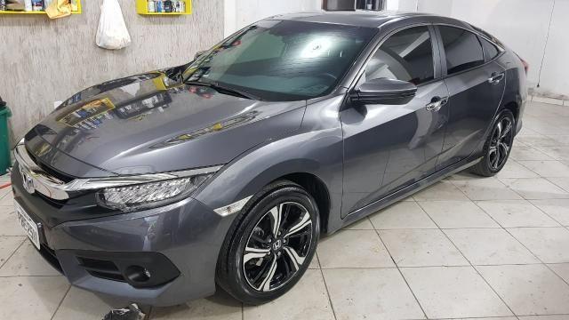 Honda Civic Sedan Touring 1.5 Turbo 16 V Automático 2017/17