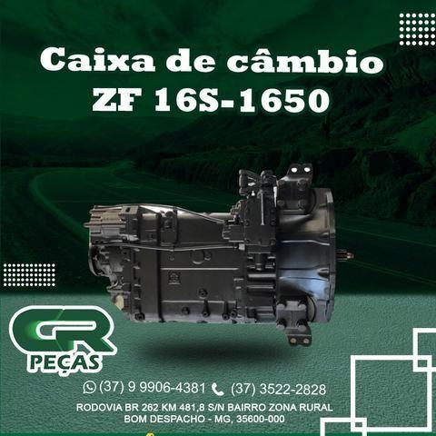Caixa de câmbio ZFS-1650