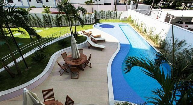 Apartamento com 3/4 e 117m² - Jardins de Lagoa Nova - Foto 3