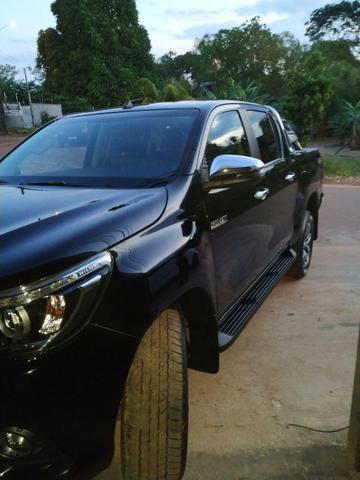 Hilux aut SRX 2.8 diesel 2018 - Foto 11