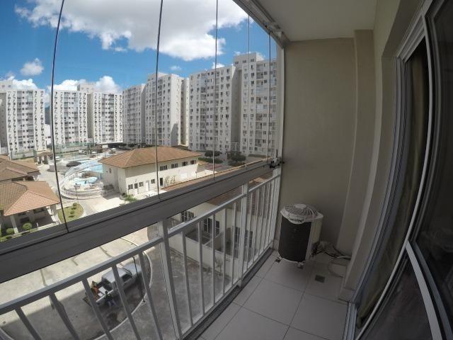 RCM - Villaggio Laranjeiras 2 quartos c/ suite com modulados - Foto 7