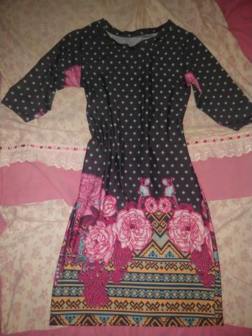 Vestido tubinho