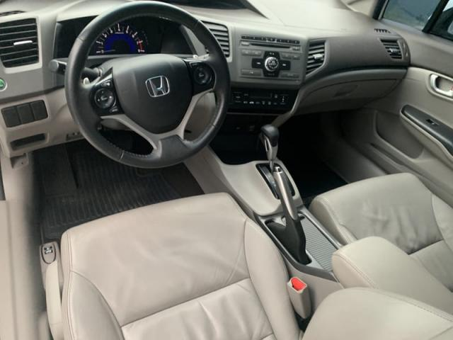 Honda Civic LXL 1.8 Flex - Completo 2012 ! - Foto 9