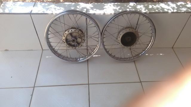 Rodas de moto 150/125