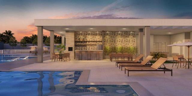 Madrid,Dois quartos Av Iguatemi Um Bairro Novo-estrutura de resort - Foto 2