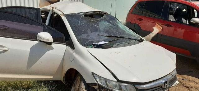Honda Civic Para desmache Perda Total - Foto 6