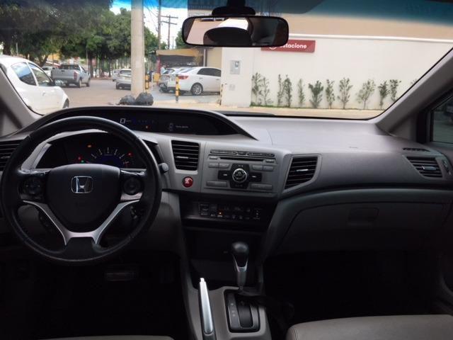 Honda civic 2.0 lxr flex one 13/14 - Foto 6