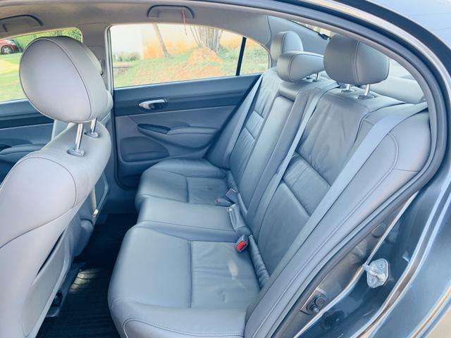 Civic LXL 1.8 Flex Automático (Aceitamos Trocas e Financiamos) - Foto 14