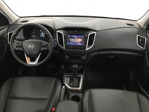 Hyundai Creta 2.0 Prestige (Aut) - 2018 - Foto 10