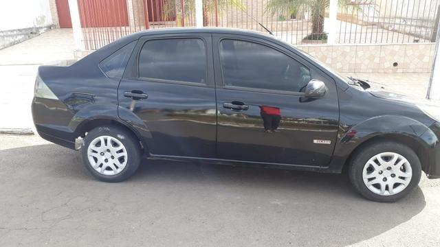 Vendo Fiesta Sedan 2011 1.6 Completo - Foto 5