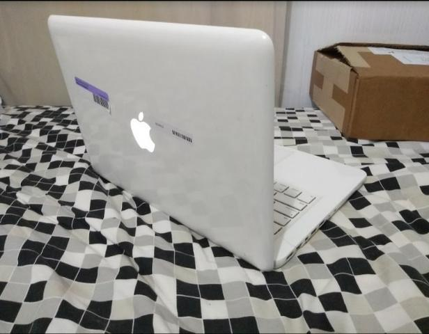 Macbook White (2009) 8gb Ram *leia A Descrição!