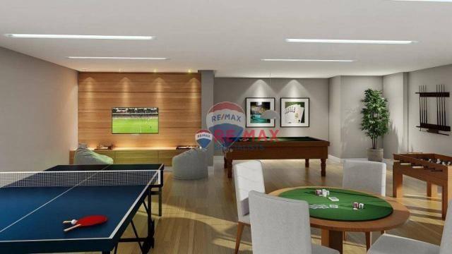 Apartamento com 3 dormitórios à venda, 74 m² por r$ 283.601 - candeias - vitória da conqui - Foto 17