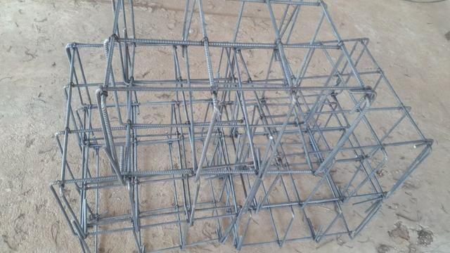 Gaiolas para construçao de sapatas - Foto 5