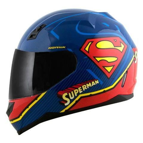 Norisk FF391 Superman Symbol, Somos Loja, Parcelamos