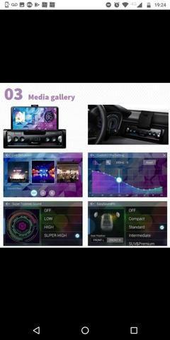 Auto Rádio Pioneer Sph - c10bt Bluetooth Smart sync - O MAIS TOP - Apenas 2 meses de uso