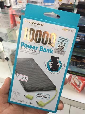 Bateria portátil pineng - Foto 2