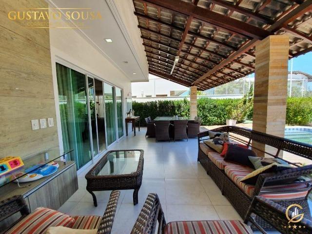 Linda Casa no Alphaville Fortaleza com piscina privativa - Foto 5