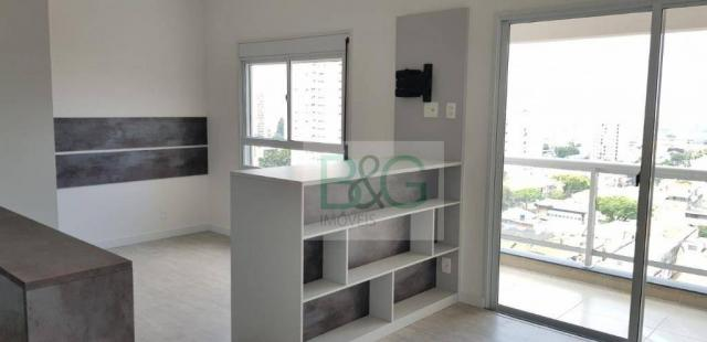 Studio com 1 dormitório para alugar, 34 m² por r$ 2.101,00/mês - ipiranga - são paulo/sp - Foto 2