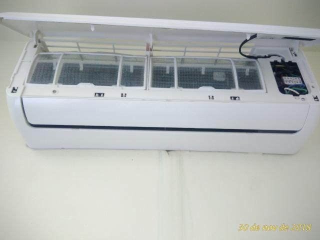 Instalação,manutenção e higienização de ar condic - Foto 4