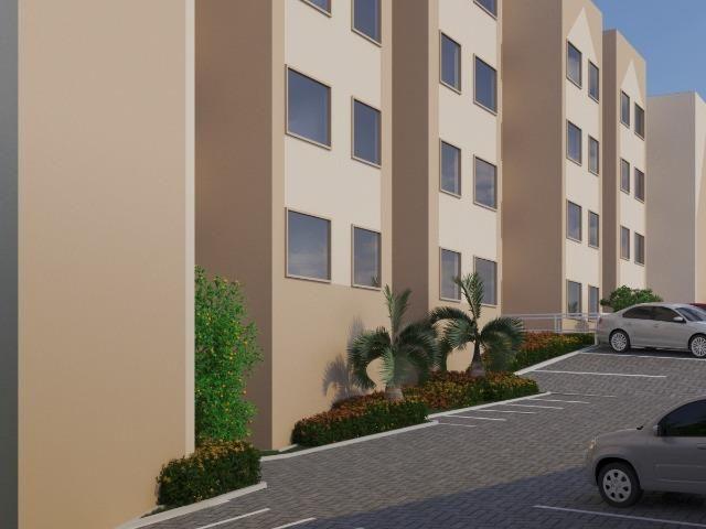 Apartamentos a Partir de R$ 117.000,00 - Columbia Residencial - Foto 2
