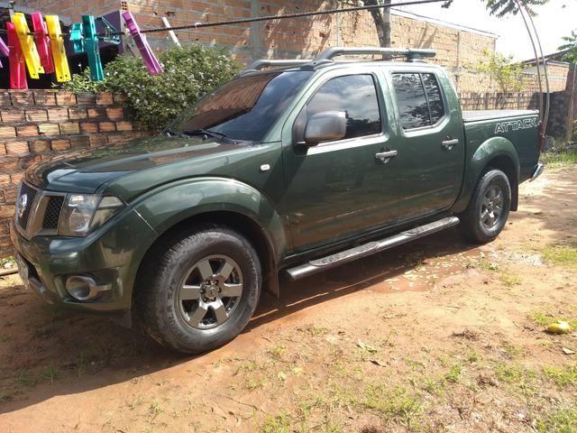 Frontier Attack 4x4 aut. R$84.000,00 - Foto 6