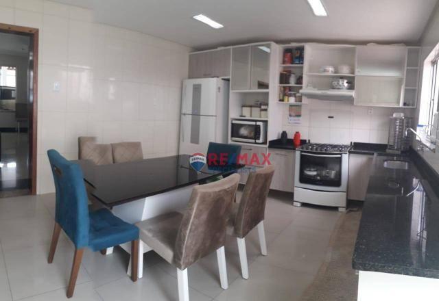 Casa com 4 dormitórios à venda, 245 m² por R$ 420.000 - Brasil - Vitória da Conquista/Bahi - Foto 7