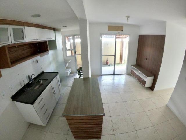 Lindo Apartamento 3 Quartos com Suíte + Quintal Privativo no Villaggio Limoeiro - Foto 3
