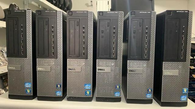 Cpu / Pc Mini Cpu Dell Optplex 7010 Core I3 3.60Ghz 4Geração 4gb Hd 500 - Foto 4