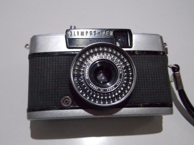 Câmera Fotográfica Olympus Plus Ee-2 Analógica