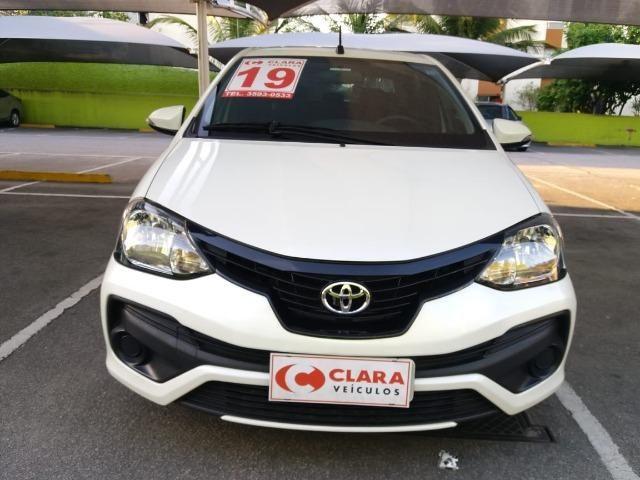Toyota Etios Sedan 1.5 X Plus 2019 - Foto 3