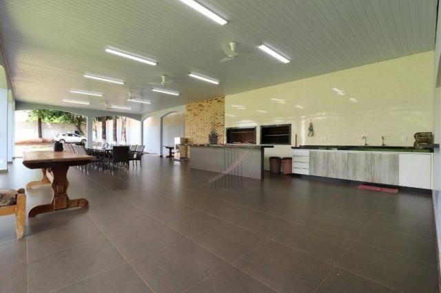 Chácara à venda e *permuta, 4500 m² - Porto Dourado - Foto 4