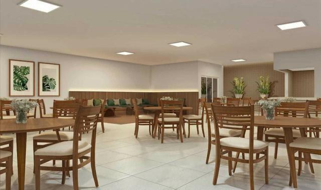 Madrid,Dois quartos Av Iguatemi Um Bairro Novo-estrutura de resort - Foto 7