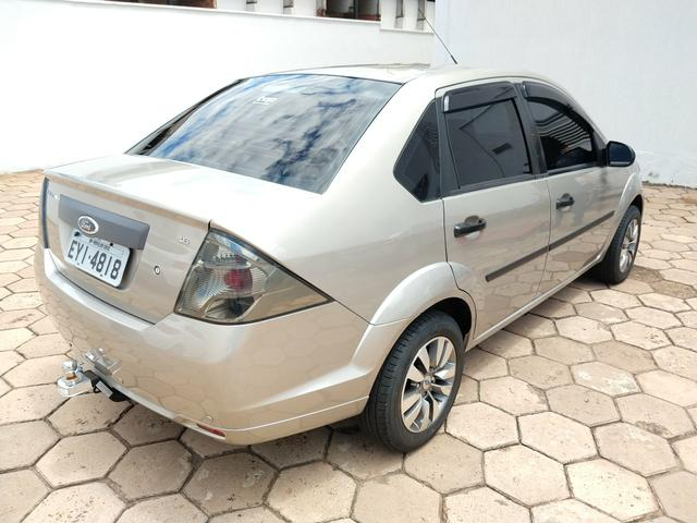 Ford Fiesta Sedan 1.6 Completo - 2012 - Foto 15
