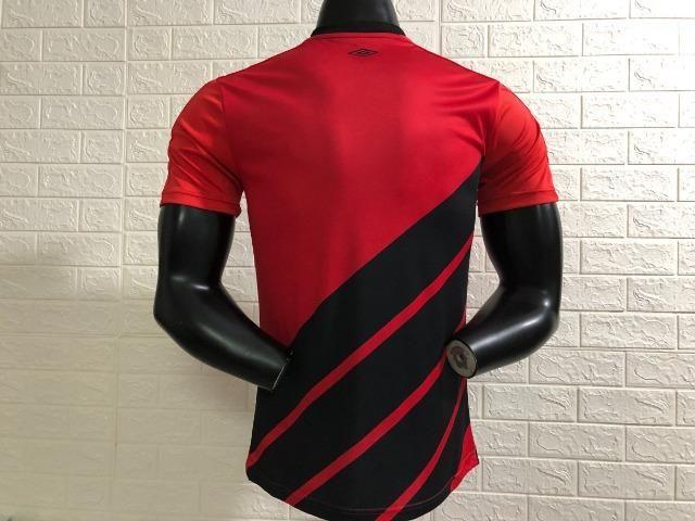 Camisa Atl. Paranaense + Nome + Número + Frete Grátis - Foto 3