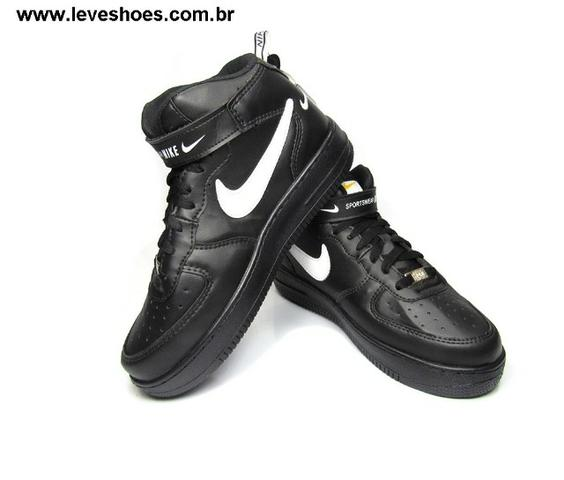 Tênis Nike Bota Air Force TM - Foto 2